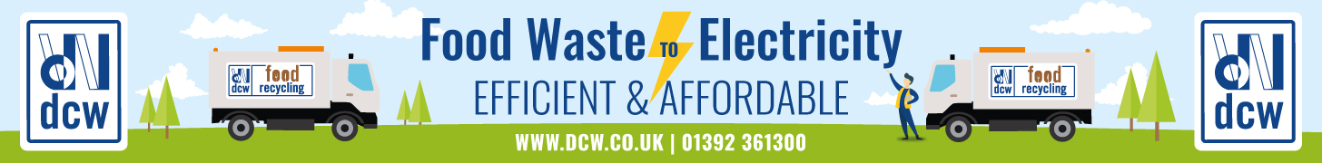 DCW food waste to electricity food press